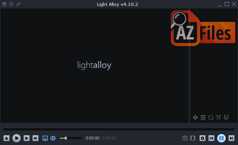 Формат H264 в Light Alloy