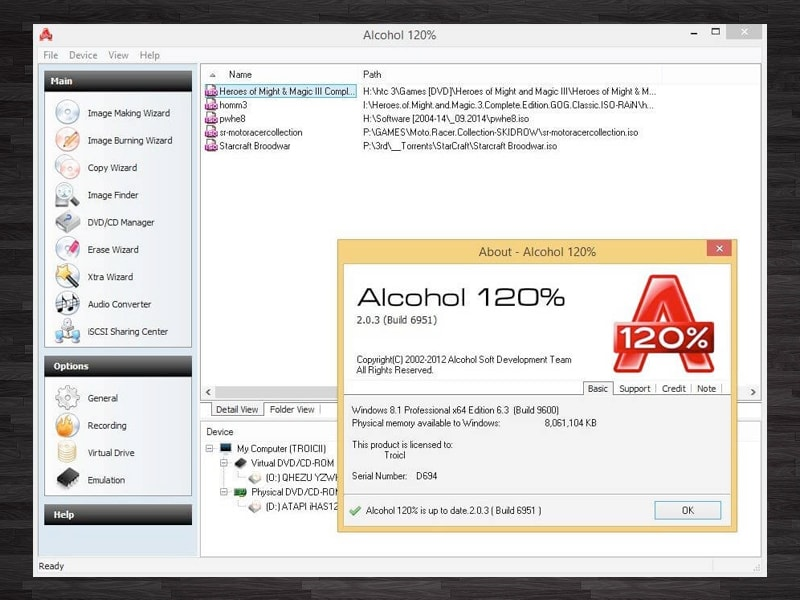 Как открыть файл iso: программы для открытия на windows и mac.