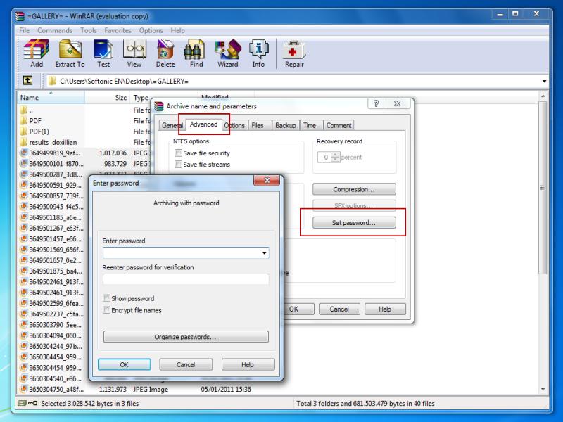 файл в формате JAR в WinRar