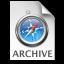 WEBARCHIVE Icon